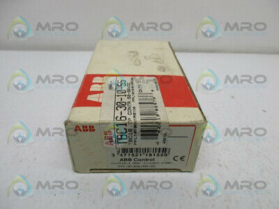 Abb Tbc16-30-10-55 Contactor * New In Box *