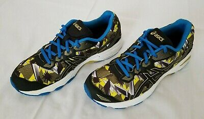 asics running shoes boys size 6
