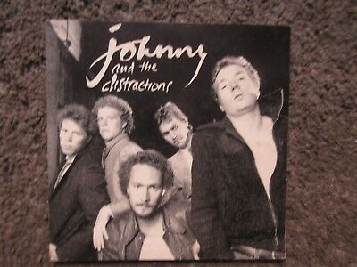 """JOHNNY AND THE DISTRACTIONS """"GUYS LIKE ME"""" b/w """"ROCK ME TONIGHT"""" 1979 EX/EX OOP!"""