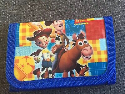 Toy Story  Wallet Jessie Woody Kids Coin Purse
