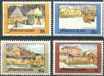 Timbres Norfolk 443/6 ** (36396V)