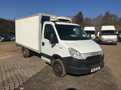 74d1953ff7c48f 2012 IVECO DAILY 2.3L DIESEL LWB AUTOMATIC FRIDGE VAN RECOVERY EXPORT 115k  CLEAN