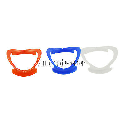 Dental Cheek Lip Retractor Mouth Opener O-Shape Oral Intraoral Teeth Whitening
