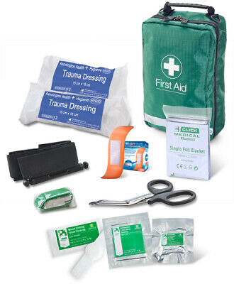 BS8599-1 Critical Injury Pack High Risk Major Trauma Work Place Tourniquet New