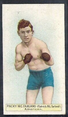 Wills Other Overseas Issues-Boxers Boxing- Packy Mcfarland