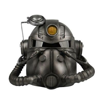 FALLOUT 76 Wearable T-51B POWER ARMOR HELMET * With Voice Changer & Light * NEW