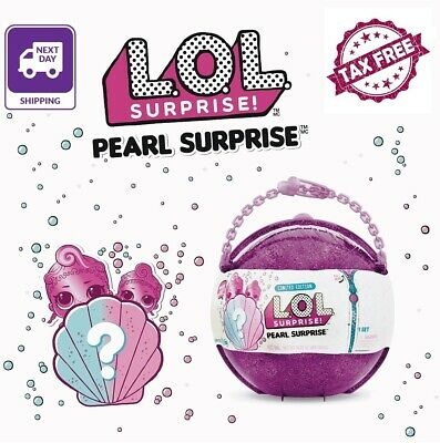 *BRAND NEW FACTORY SEALED* LOL Pearl Mermaid Surprise Limited Edition 2 L.O.L.