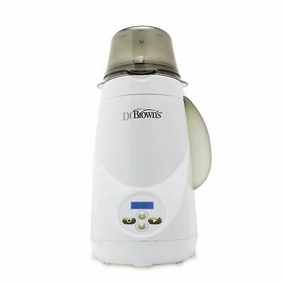 Dr. Brown's Electronic Baby Bottle Warmer Milk Food Travel Deluxe Quick Heater