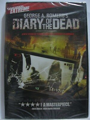 Diary of the Dead (DVD, 2010) NEW!