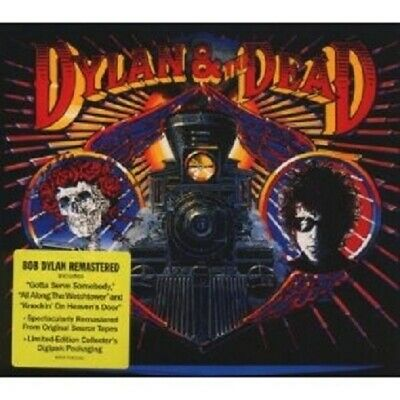 "Bob Dylan & Grateful Dead ""dylan & The Dead"" Cd New+"