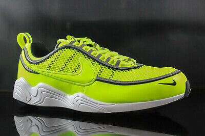 finest selection 1e619 1fabc NIKE ZOOM SPIRIDON '16 Sz 11 Neon Volt Yellow Patent Leather Pack ...