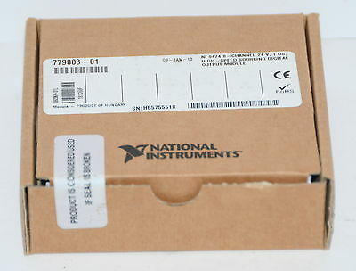 *NEW* National Instruments NI 9474 24 V,Sourcing Digital Output, 8 Ch Module
