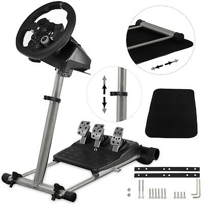 Racing Simulator Steering Wheel Stand for G27 PS4 T300 458TX T80
