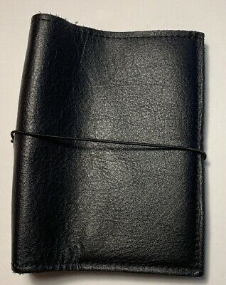 Foxy Fix Lush Leather Wide Size No. 3 Travelers Notebook