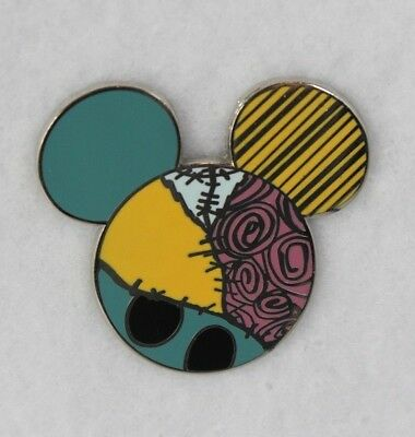 Disney Parks Pin  86556 Mickey Mouse Icon Mystery Pouch Sally