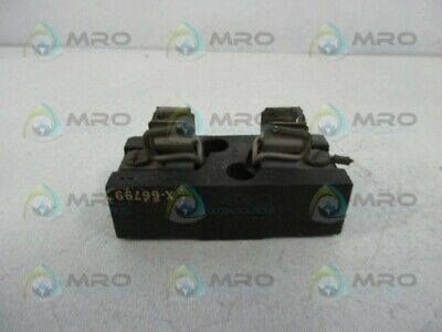 Allen Bradley X-66799 Fuse Holder * Used *