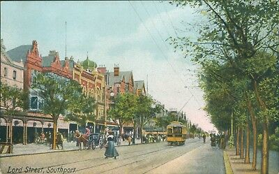 Southport; Lord street; K series