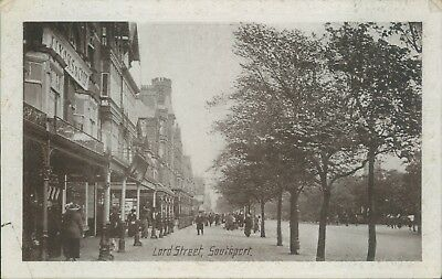 Southport; Lord street; glenco series