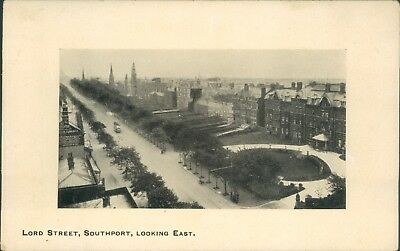 Southport; Lord street; east