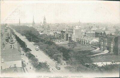 Southport; Lord street; looking east 1904