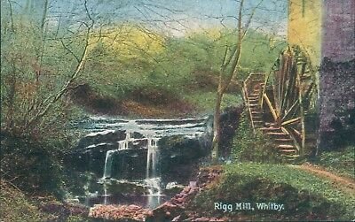 Whitby; rigg mill shurey; DF & co