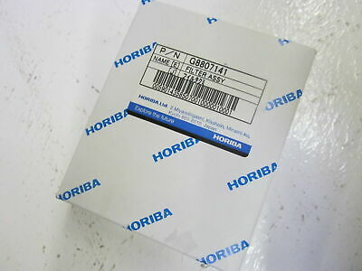 Horiba G8807141 Filter Assy *New In Box*