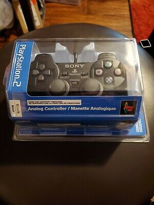 Sony PlayStation 2 PS2 Analog Controller New Sealed - NOT Dual Shock