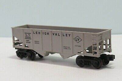 Toys & Hobbies Gentle Vintage Lionel Train 6456 Lehigh Valley Two Bin Hopper Lv 25000 Maroon Color At All Costs