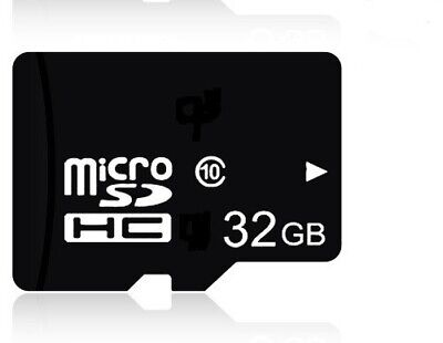 32GB Real Capacity Micro SD HC Class 10 SD Memory Card 🌟Fast Shipping IN USA🌟