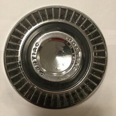 1964- 1972 Pontiac GTO Dog Dish Poverty Hubcap Wheelcover