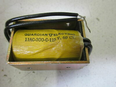 Guardian 11-Cont-115-A.c. *New In Box*