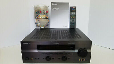 YAMAHA RX-530 RECEIVER w/Remote, Manual and Original AM Antenna