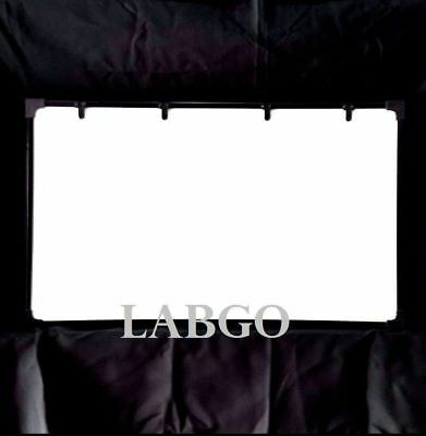 28''x17'' LED X-Ray View Box Double View Illuminator Single Film View LABGO 901