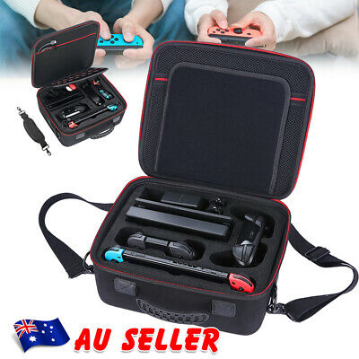 For Nintendo Switch Travel Deluxe System Storage Portable Carrying Hard Case