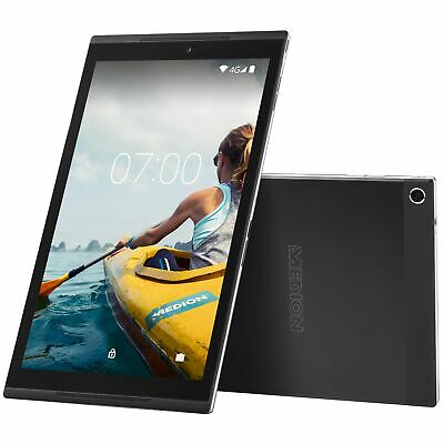 """MEDION LIFETAB X10313 Tablet 25,7cm/10,1"""" Full HD Android 7 LTE 64GB Octa Core"""