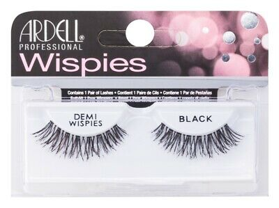 Ardell Individual False Eyelashes Demi Wispies And Black With Natural Effect