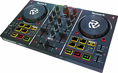 Numark Party Mix DJ Control System