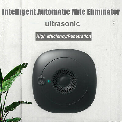 Ultrasonic Dust Mite Controller Mites Harmless to Human Pets Vacuum Cleaner