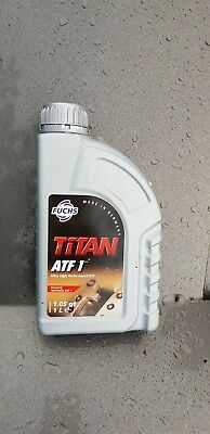 Fuchs Titan ATF 1 - High-Performance Automatic Transmission Fluid, 1L, 1 Litre