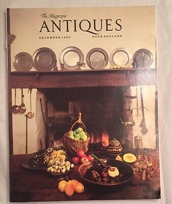 The Magazine Antiques December 1982
