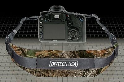 Optech Pro Strap In Nature Camouflage  - NEW UK STOCK