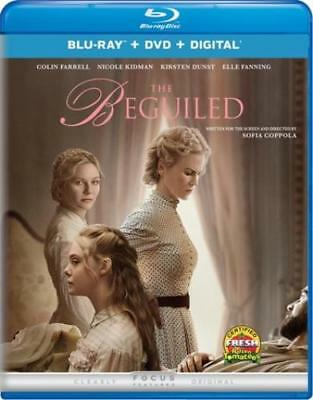 The Beguiled (DVD,2017)