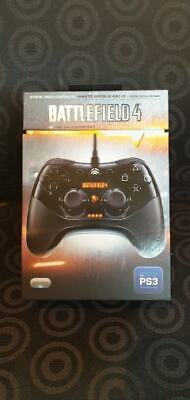 SONY PLAYSTATION 3 PS3 OFFICIAL BATTLEFIELD 4 WIRED USB CONTROLLER NEW! Game Pad