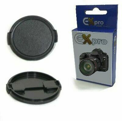 62mm Lens Cap Cover for Canon Nikon Sony Pentax Sigma Tamron Olympus Fuji DSLR