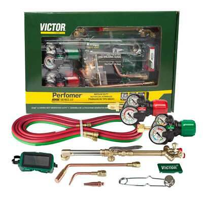 Victor 0384-2125 Performer 540/510 Edge 2.0, Acetylene Cutting Torch Outfit