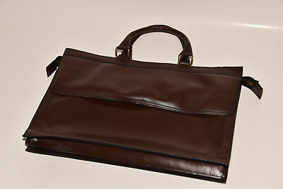9929424acd890 STRELLSON TASCHE Aktentasche Business bag Laptopfach Leder Braun ...