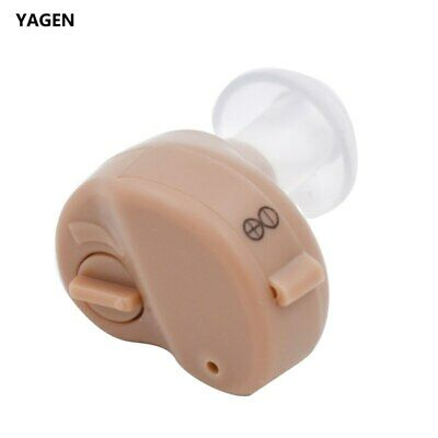 2018 New Hot Selling Ite Hearing Aid Portable Small Mini In The Ear Invisible
