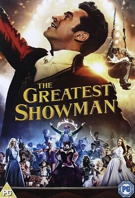 The Greatest Showman [2017] Movie plus Sing-along BRAND NEW DVD