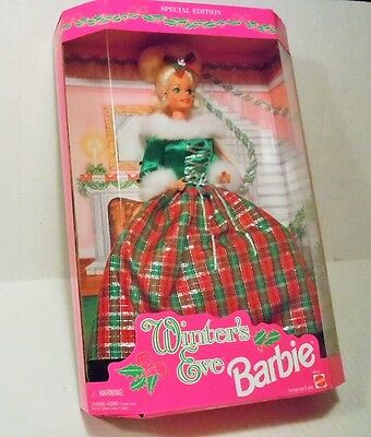 Special Edition Winter's Eve Barbie 1994- NIB