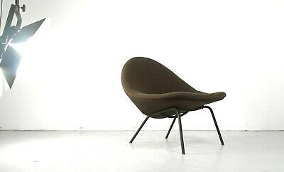 italian easy chair mid century modern design attributed to Augusto Bozzi